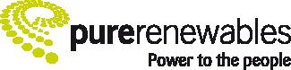 Pure Renewables Logo